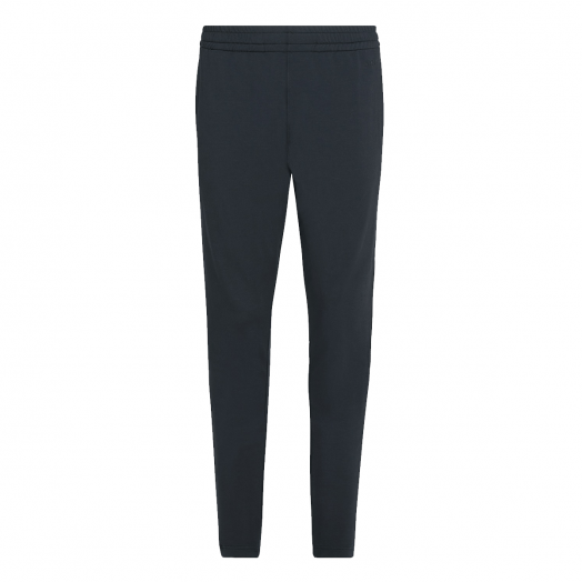 Matt Navy Cotton Modal Sweatpants