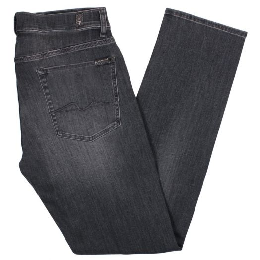 Grey Luxe Performance Slimmy Jeans