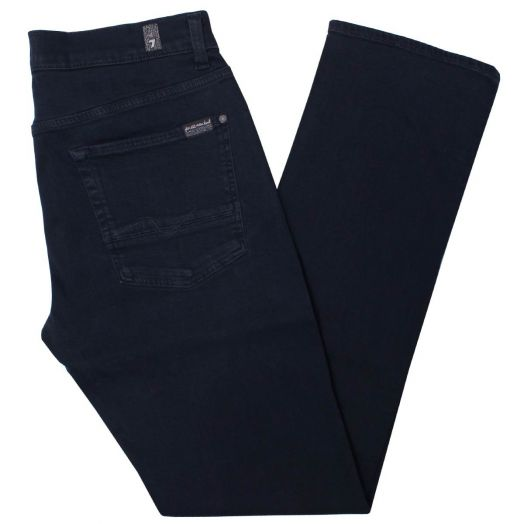 Dark Blue Rinse Slimmy Luxe Performance Jeans