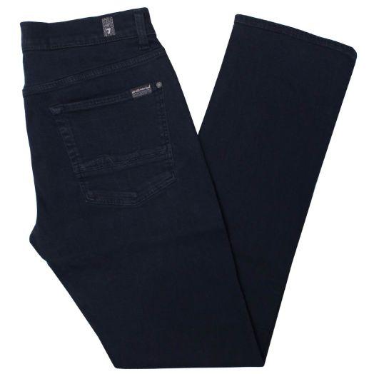 Dark Blue Rinse Slimmy Luxe Performance Jeans
