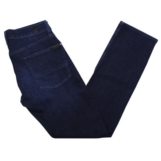 Dark Blue Weightless Denim Slimmy Jeans