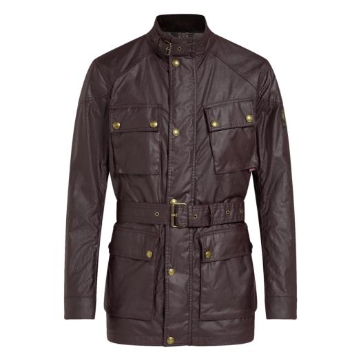 Rosewood Trialmaster Waxed Jacket