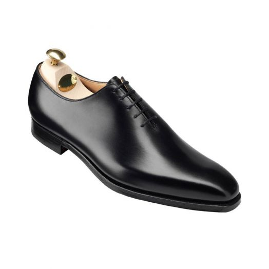 Alex Black Calf Oxford Shoes