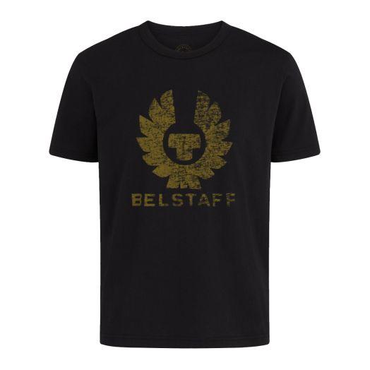 Black Coteland 2.0 Jersey Cotton T-Shirt