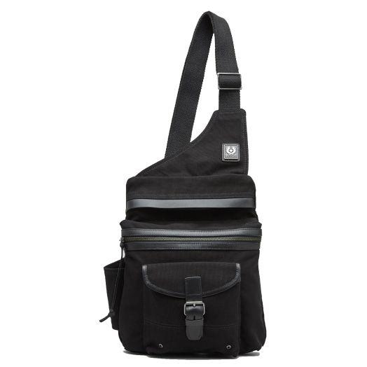 Black Holdster Cross Body Bag
