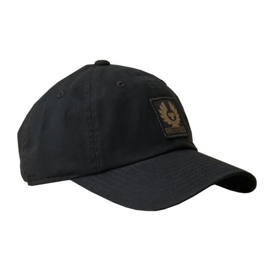 Black Phoenix Logo Cotton Twill Baseball Cap