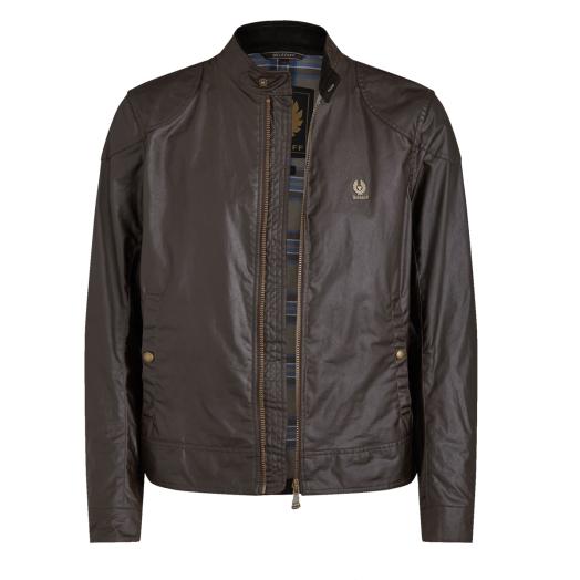 Musk Kelland 6oz Waxed Cotton Jacket