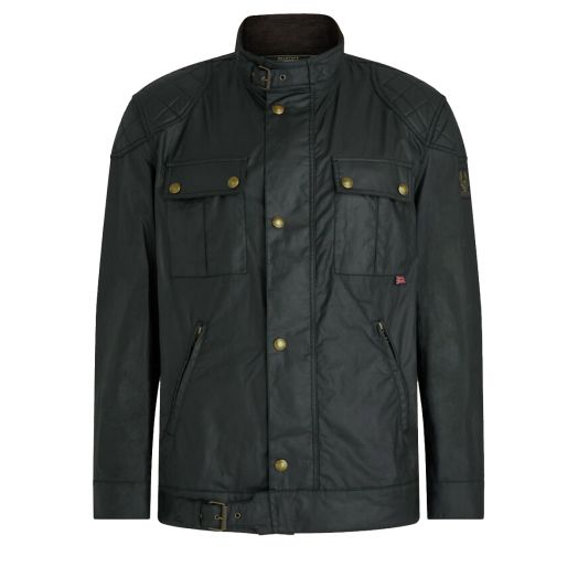 Pine Brookstone 6oz Waxed Cotton Jacket