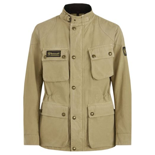 Tarp Khaki Fieldmaster Vintage-Dye Cotton Jacket