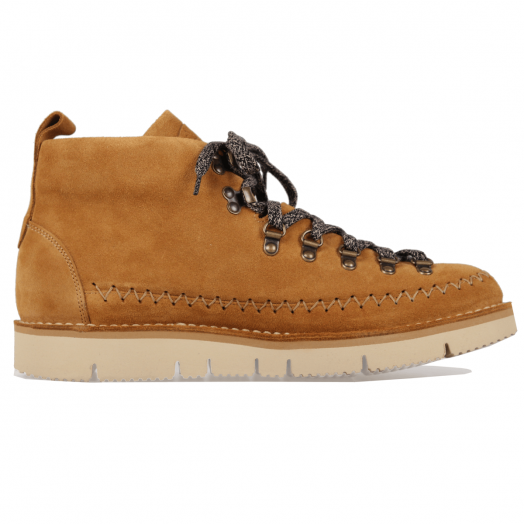 Camel Suede M120 Indian Boots