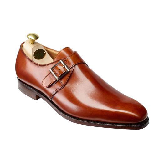 Monkton Single Buckle Monk Shoes