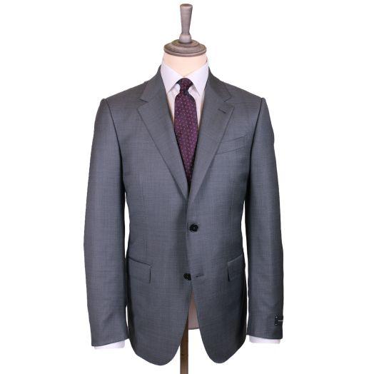Grey Check Weave ACHILLFARM™ Milano Suit