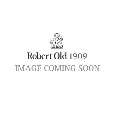 White Cotton Twill French Cuff Shirt