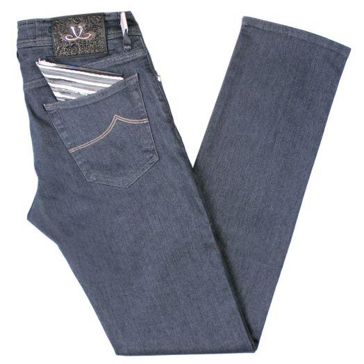 Charcoal J622 Low Rise Slim Fit Jeans