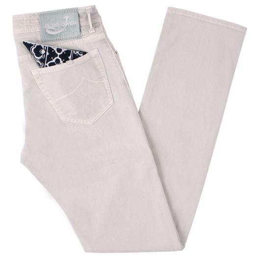Winter Beige J688 Slim Fit Jeans