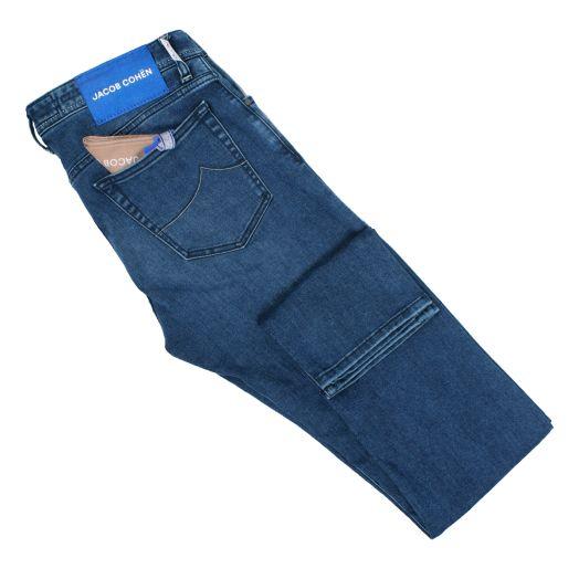 Dark Wash 'Bard – J688' Slim Fit Jeans