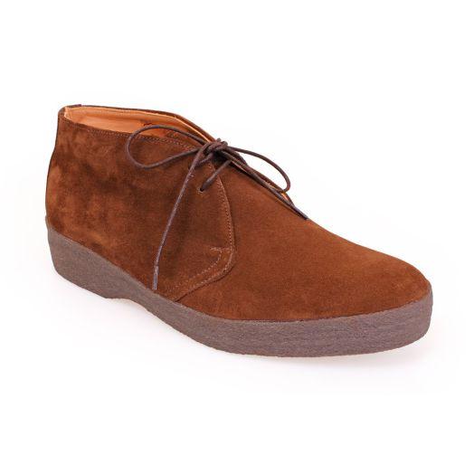 Joel Hi-Top Snuff Suede Chukka Boots