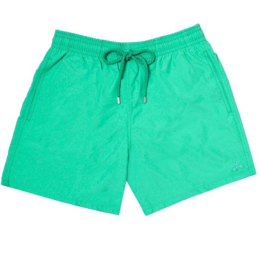 Jade Water-Reactive Moorea Fit Swim Shorts