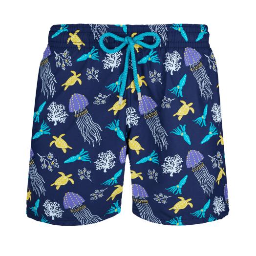 Sapphire 'Rocket Medusa' Moorea Swim Shorts