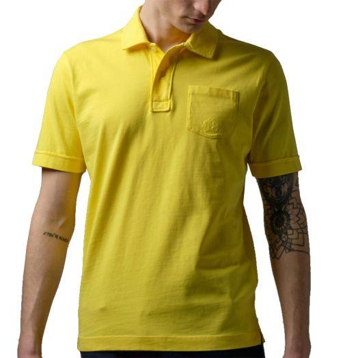 Buttercup short-sleeved regular-fit cotton polo shirt