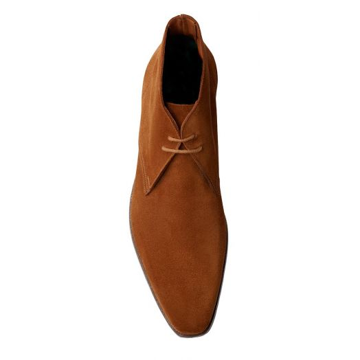 Milton Polo Suede Unlined Boots