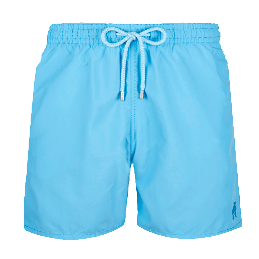 Jaipur 'Elephants Bathroom' Water-Reactive Moorea Swim Shorts