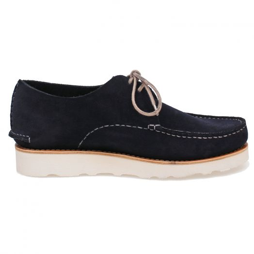 Navy Suede TU280W Light Boots