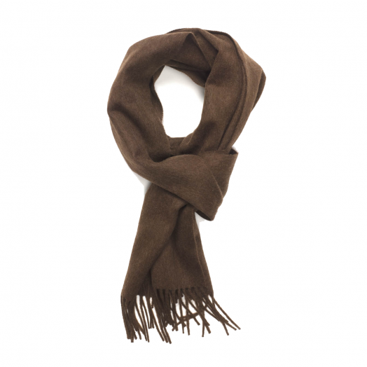 Nutmeg Classic Cashmere Scarf