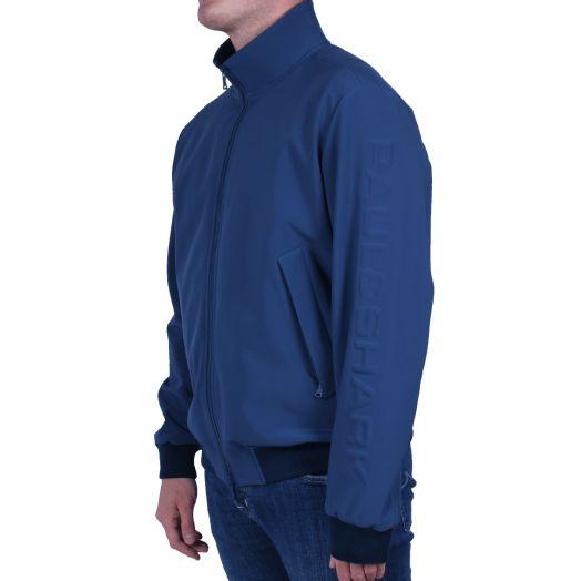 Powder Blue Save The Sea Softshell Jacket