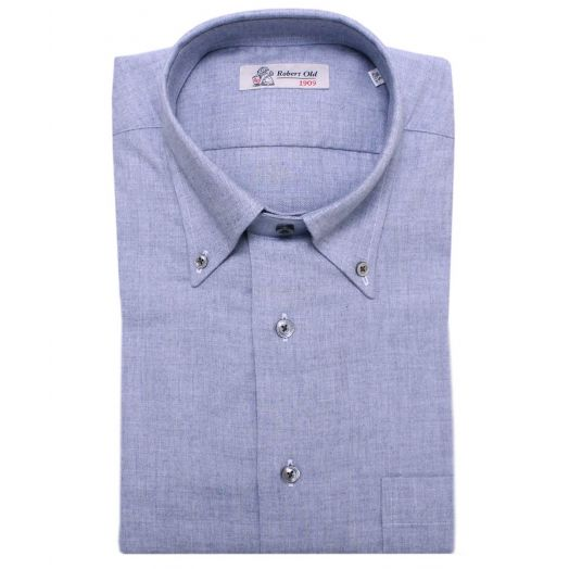 Denim Blue Cashmerello Shirt
