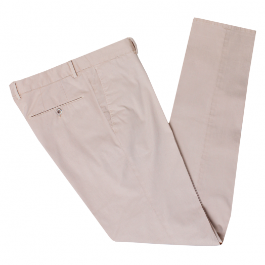 Pearl Cotton Stretch Slim Fit Chinos