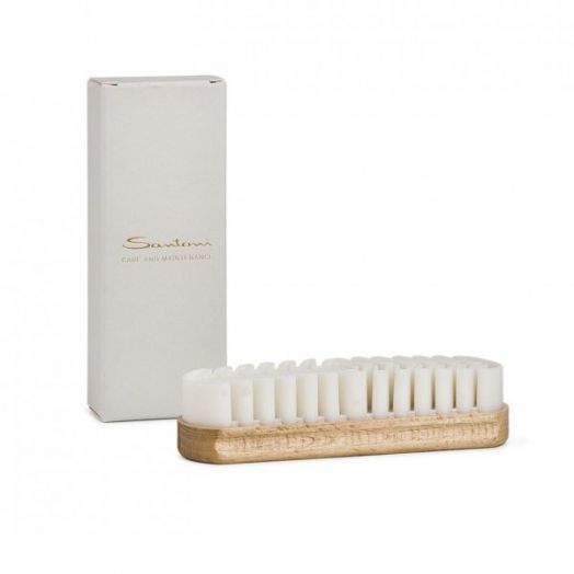 Suede & Nubuck Rubber Shoe Brush