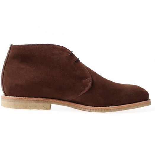 Snuff Suede Chukka Boot