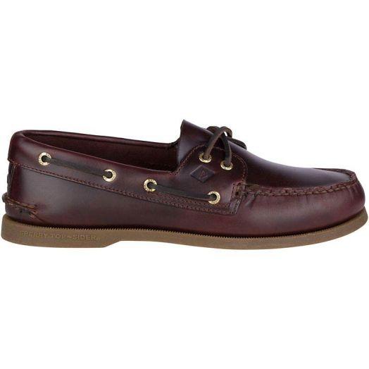 Amaretto Leather Original 2-Eye Boat Shoe
