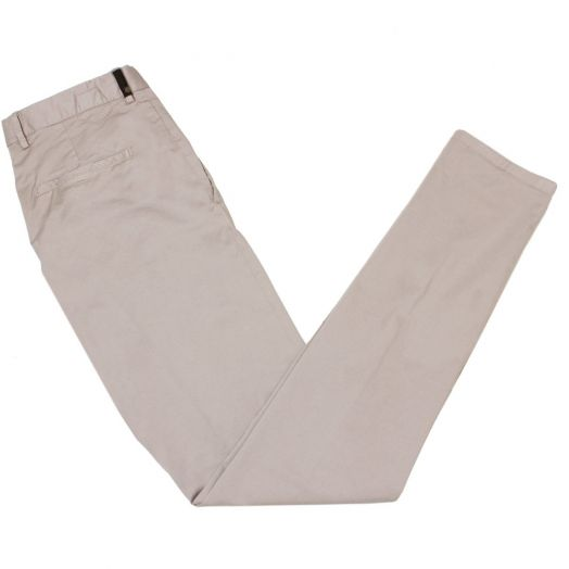 Stone Stretch Cotton Chinos