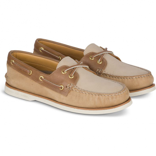 Men's Gold Cup Authentic Original Pastel Boat Shoes