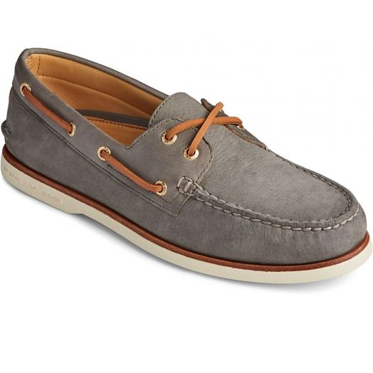 Stern Men's Gold Cup Authentic Original Seaside Boat Shoe