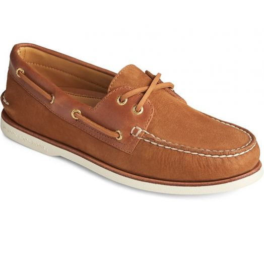 Twig Men's Gold Cup Authentic Original Seaside Boat Shoe