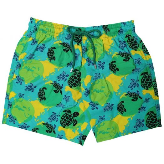 Te Mana O Te Moana Association Moorea Swim Shorts