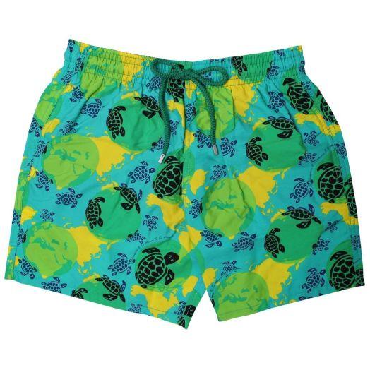 Te Mana O Te Moana Association Moorea Swim Shorts