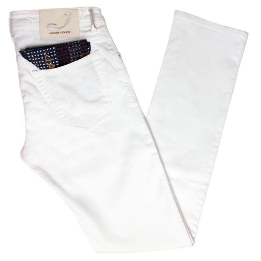 White J622 Low Rise Slim Fit Jeans