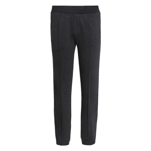 Asphalt Grey Technical Fabric Sweatpants