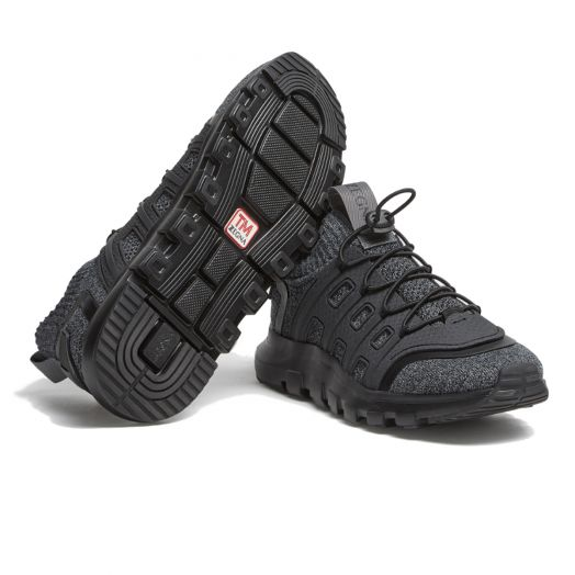 Grey TECHMERINO™ Sock 2.0 Slip-On Sneakers
