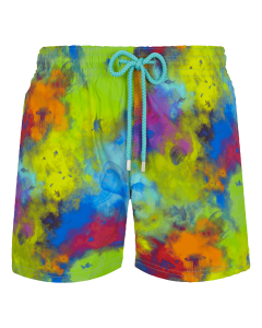 Batik Blue 'Holi Party' Moorise Swim Shorts