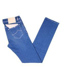 Blue 'Eco-Friendly' J688 Slim Fit Jeans