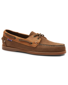 Dark Brown Portland Rookies Boat Shoe