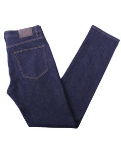 Uniform Blue Denim Slim Fit Stretch Jeans