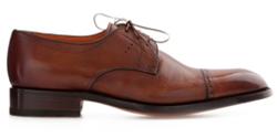 santoni_shoes_tan_leather