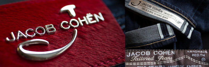 Introducing Jacob Cohen Jeans Online