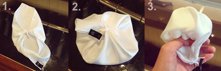 pocket-handkerchief